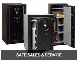 safes sales & service - image of Gardall safes